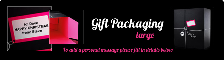 Gift packaging - Large box